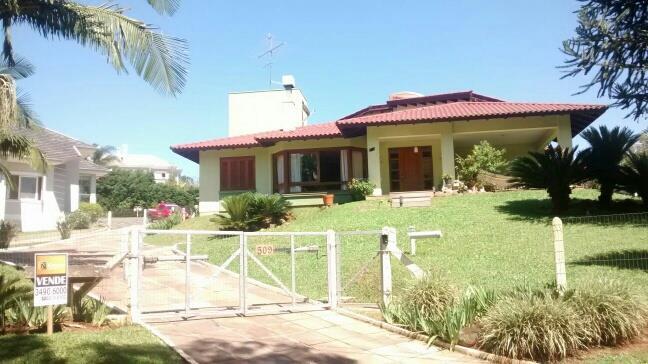Casa 4 Dorm, Paragem dos Verdes Campos, Gravataí (CA1260) - Foto 2