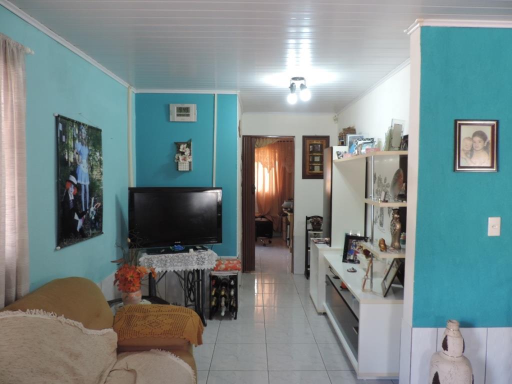 Casa 2 Dorm, Santa Cruz, Gravataí (CA1306) - Foto 3