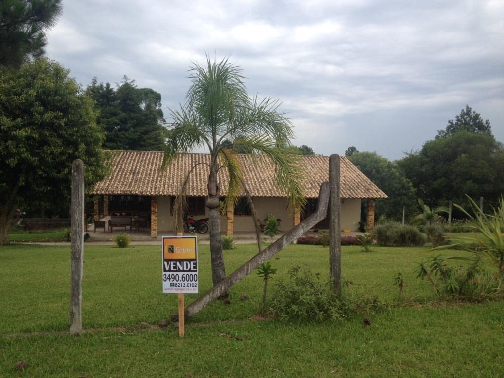 Casa 3 Dorm, Bosques do Sul, Gravataí (CA1058)