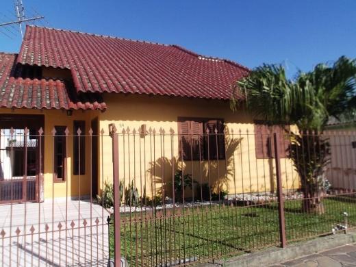 Casa 4 Dorm, Parque dos Anjos, Gravataí (CA0398) - Foto 2