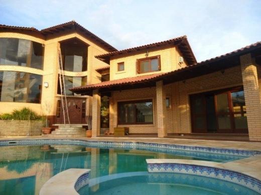 Casa 5 Dorm, Paragem dos Verdes Campos, Gravataí (CA0129)