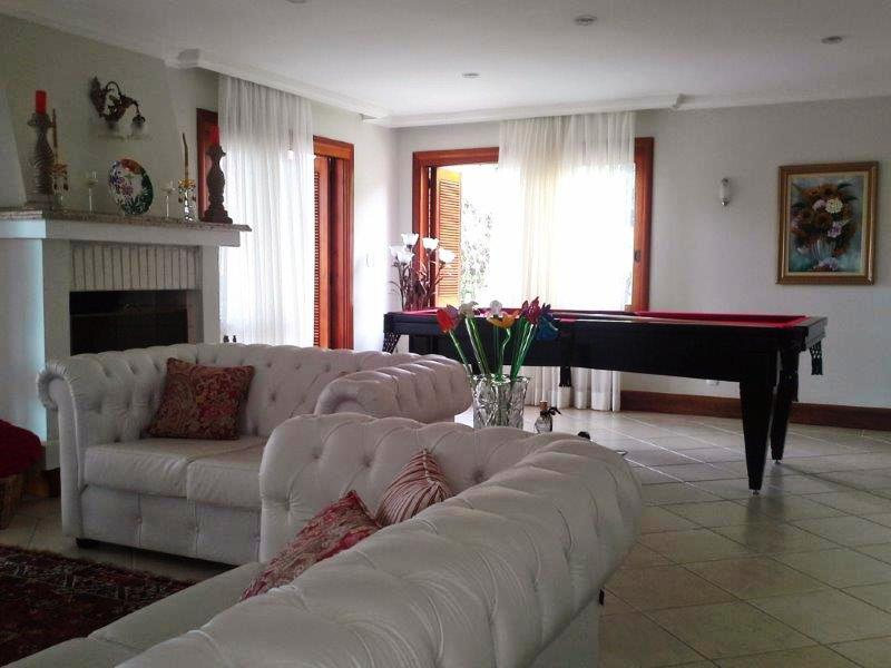 Casa 4 Dorm, Paragem dos Verdes Campos, Gravataí (CA1024) - Foto 2