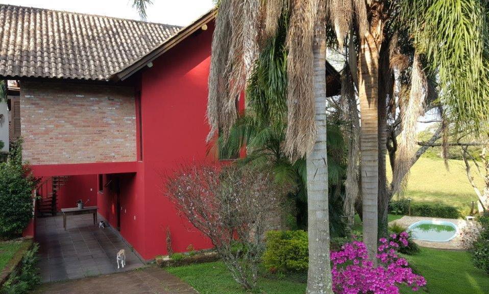 Casa 4 Dorm, Paragem dos Verdes Campos, Gravataí (CA1226) - Foto 2