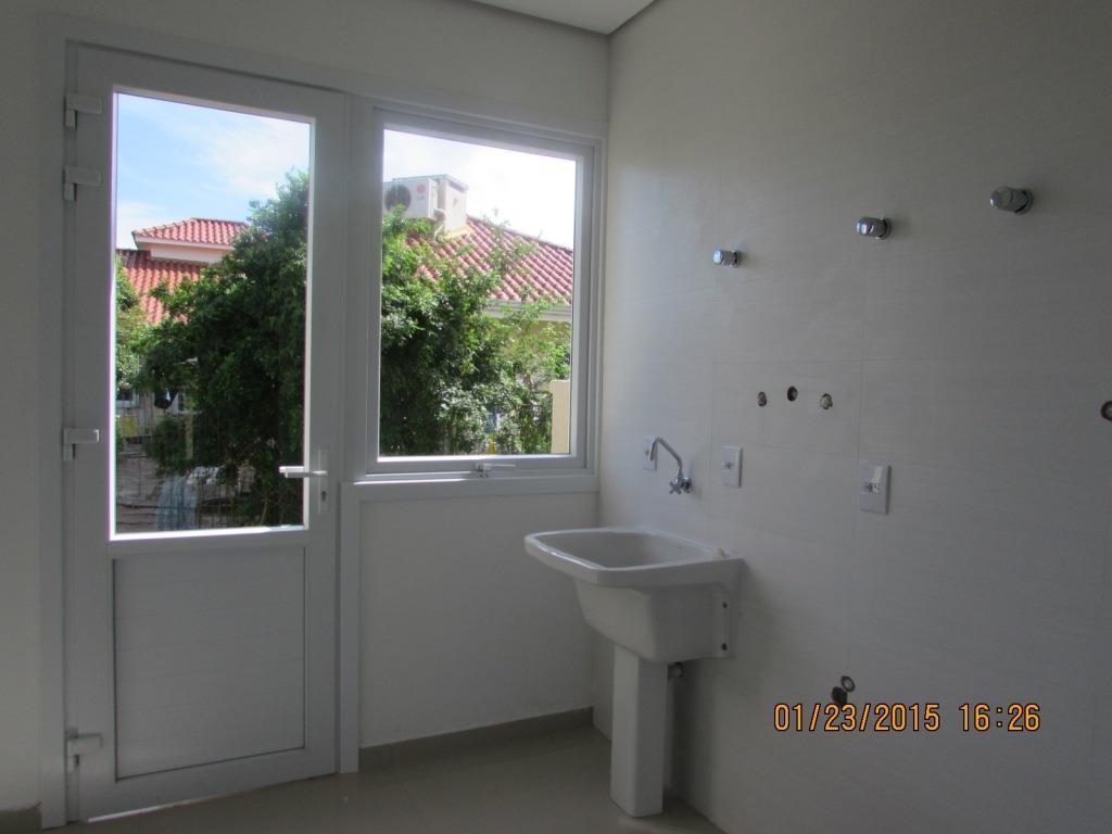 Casa 4 Dorm, Paragem dos Verdes Campos, Gravataí (CA1038) - Foto 19