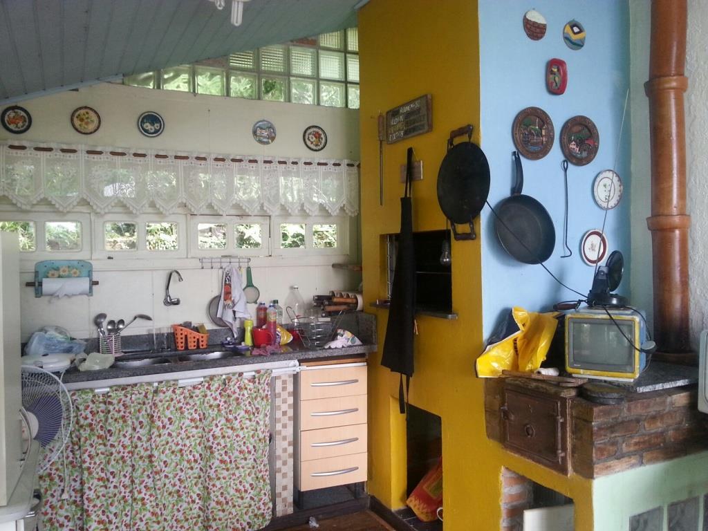 Casa 4 Dorm, Paragem dos Verdes Campos, Gravataí (CA1004) - Foto 13