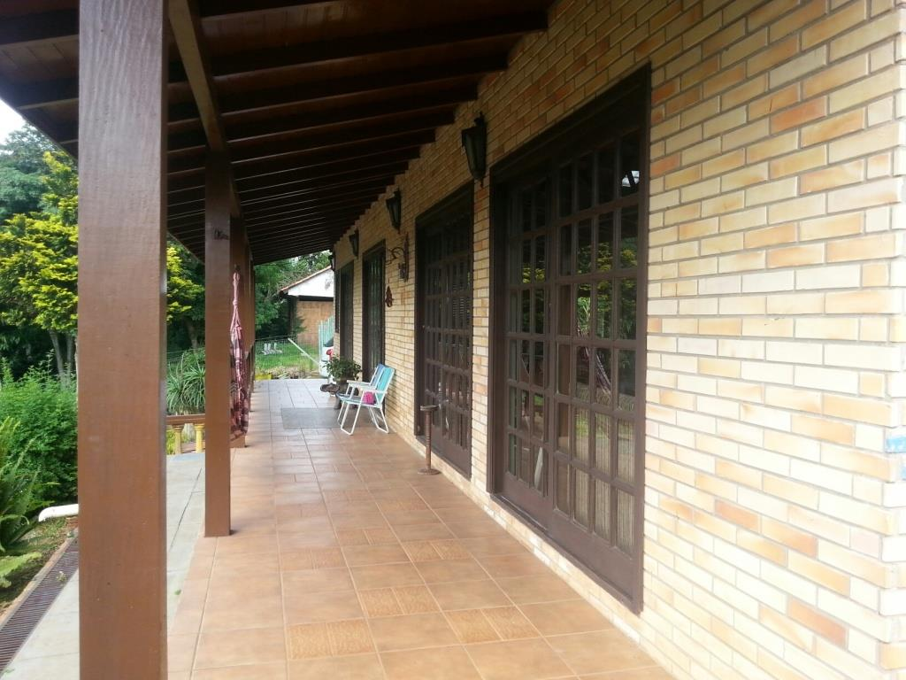 Casa 4 Dorm, Paragem dos Verdes Campos, Gravataí (CA1004) - Foto 3