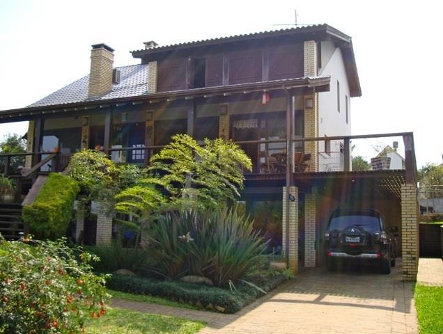 Casa 4 Dorm, Paragem dos Verdes Campos, Gravataí (CA0127) - Foto 2