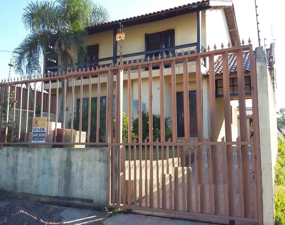 Casa 4 Dorm, Moradas do Sobrado, Gravataí (CA1093)