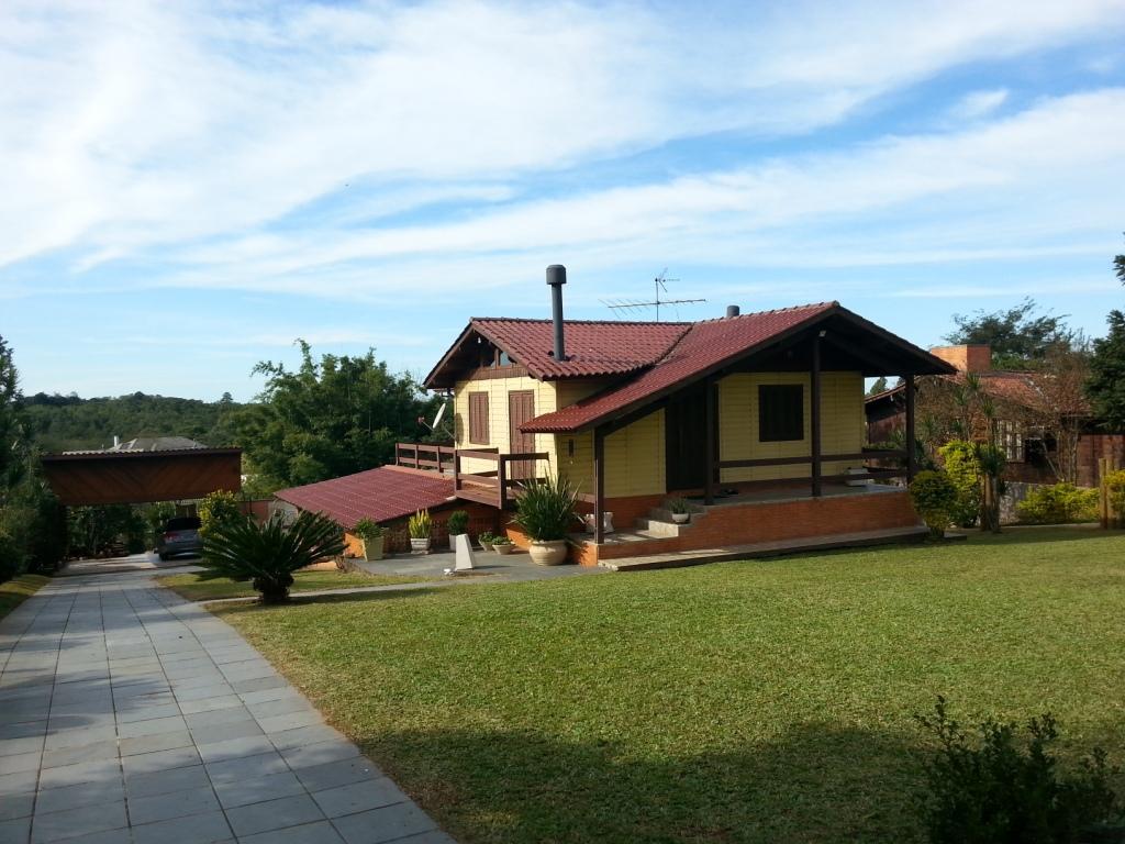 Casa 3 Dorm, Paragem dos Verdes Campos, Gravataí (CA0873) - Foto 5