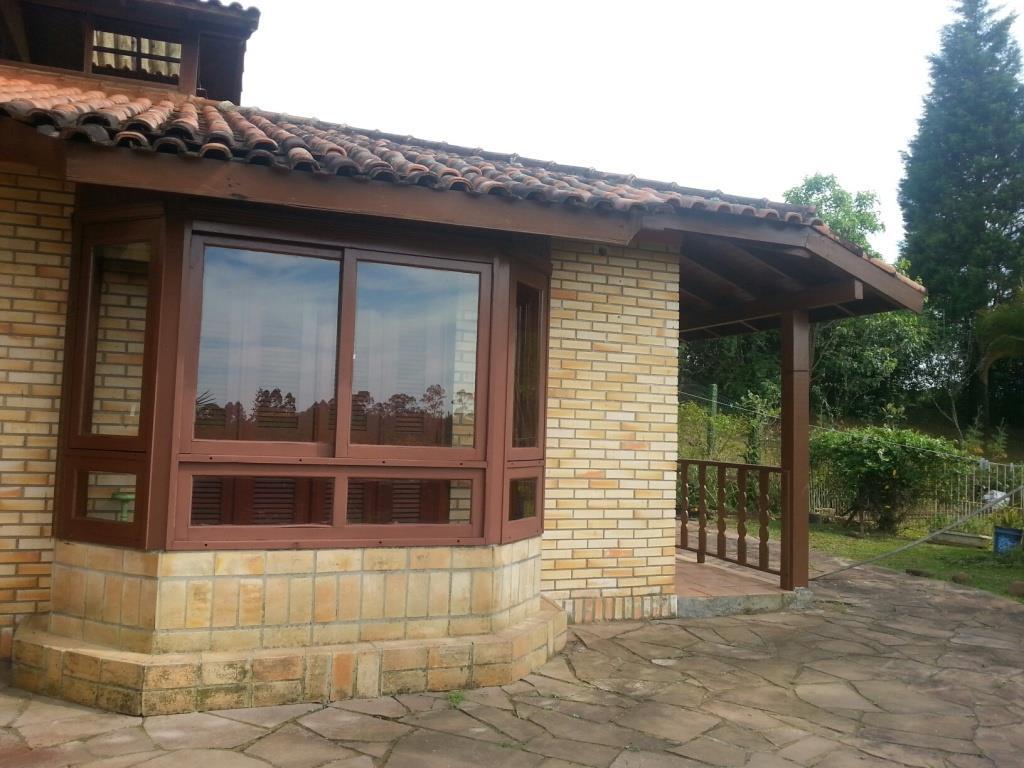 Casa 4 Dorm, Paragem dos Verdes Campos, Gravataí (CA1004) - Foto 2