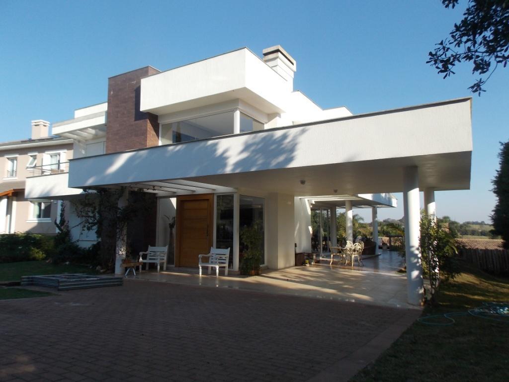 Casa 4 Dorm, Paragem dos Verdes Campos, Gravataí (CA0917) - Foto 4