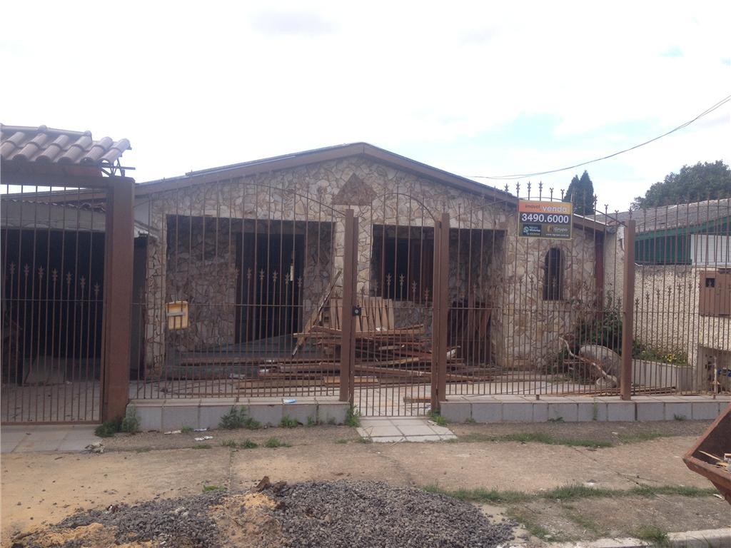 Casa 3 Dorm, Morada do Vale I, Gravataí (CA0953)