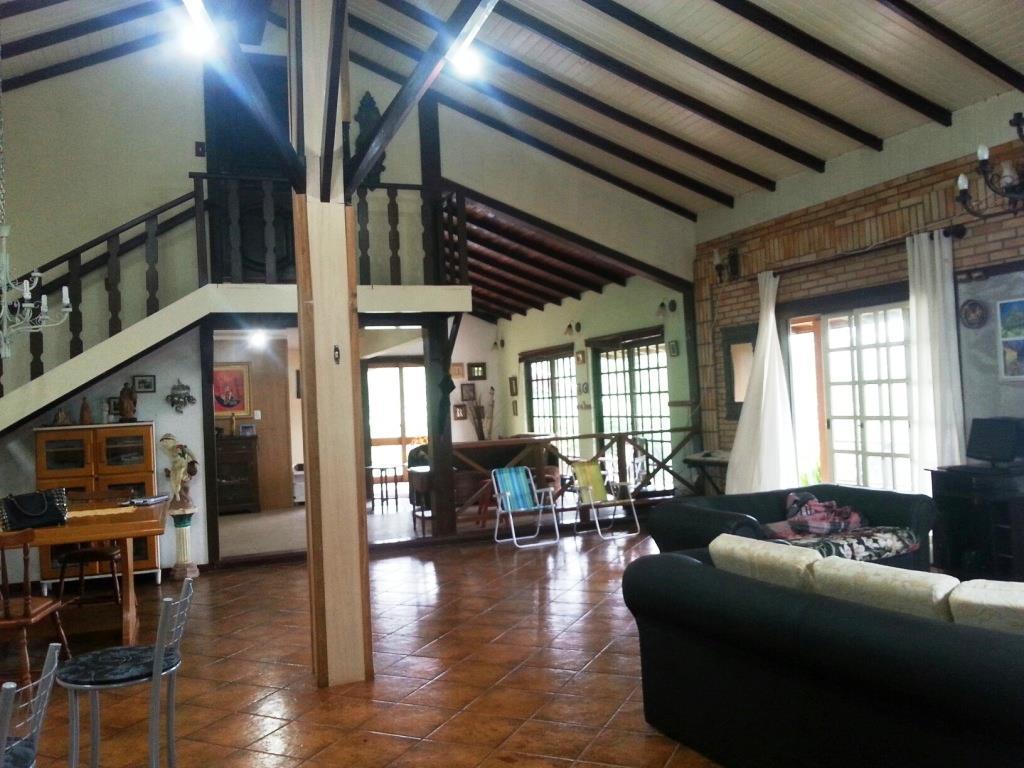 Casa 4 Dorm, Paragem dos Verdes Campos, Gravataí (CA1004) - Foto 6
