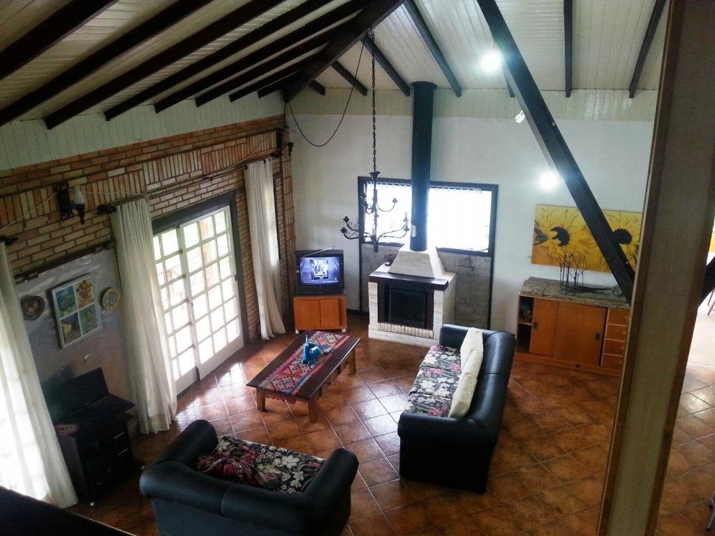 Casa 4 Dorm, Paragem dos Verdes Campos, Gravataí (CA1004) - Foto 8