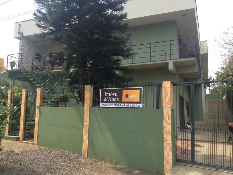 Casa 10 Dorm, Dom Feliciano, Gravataí (CA1249)