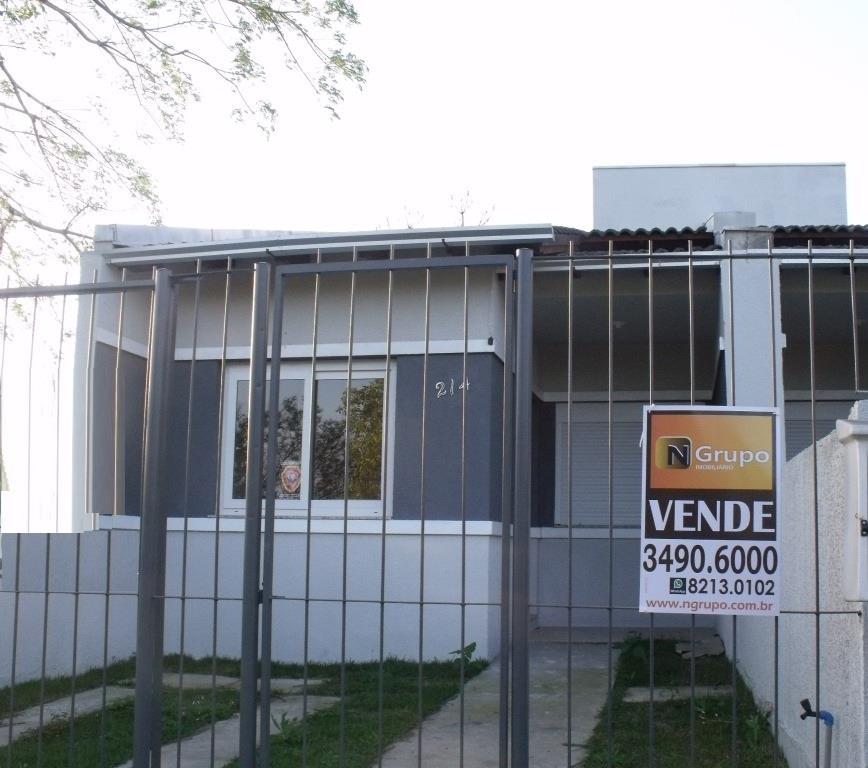 N Grupo - Casa 2 Dorm, Moradas do Sobrado (CA1116)