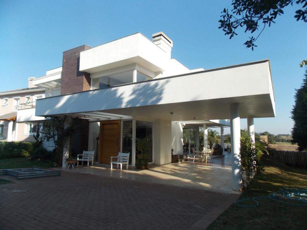 Casa 4 Dorm, Paragem dos Verdes Campos, Gravataí (CA0917) - Foto 3