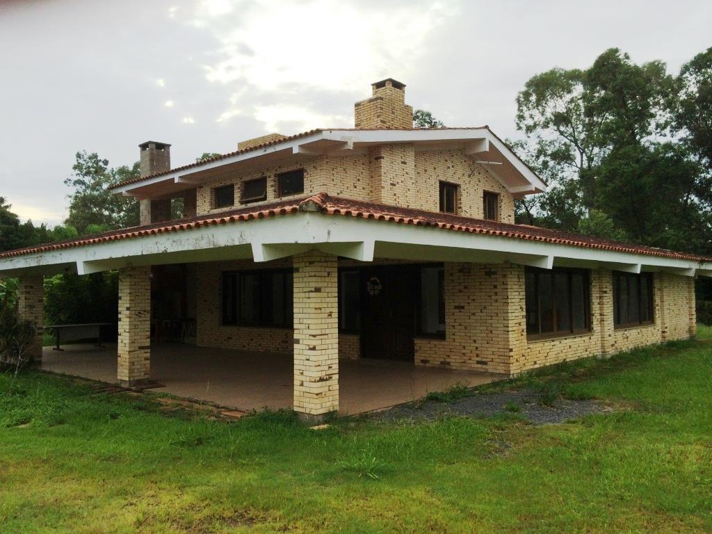 Casa 3 Dorm, Paragem dos Verdes Campos, Gravataí (CA1053)
