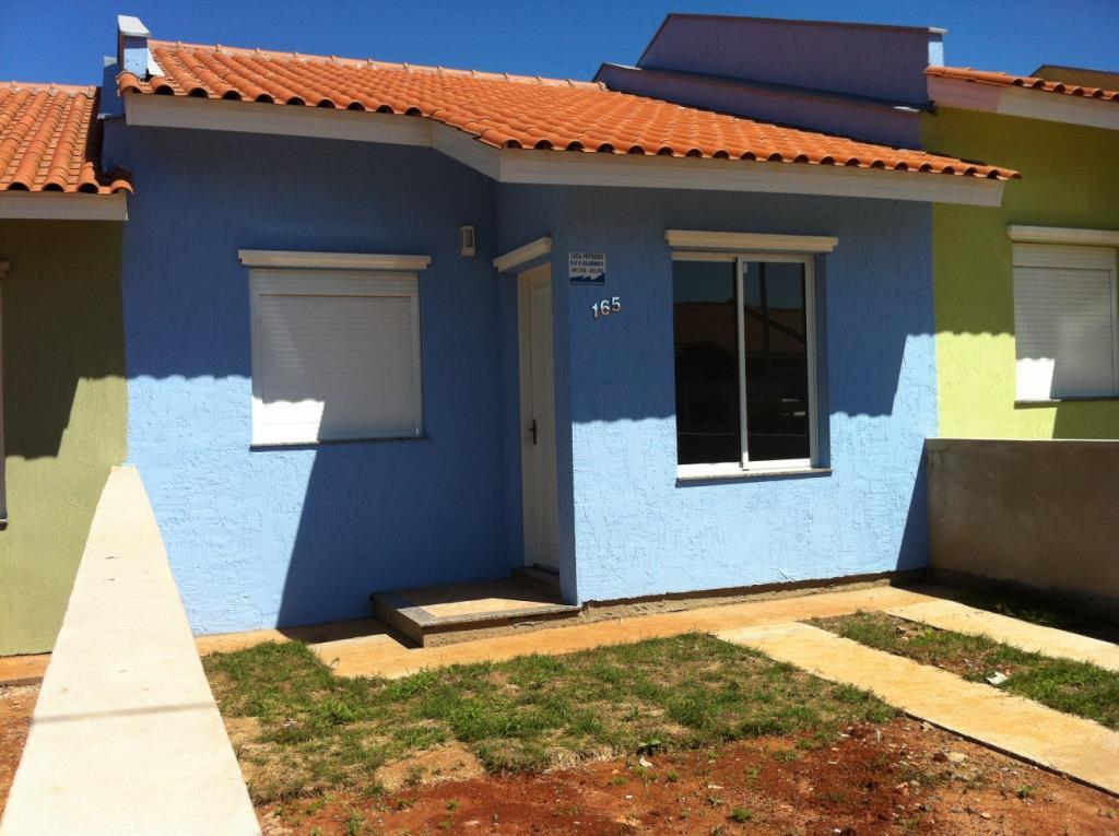 Casa 2 Dorm, São Luiz, Gravataí (CA0973)