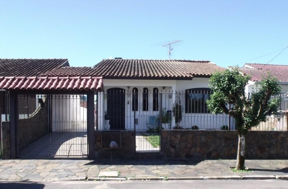 Casa 3 Dorm, Parque Ely, Gravataí (CA1185)