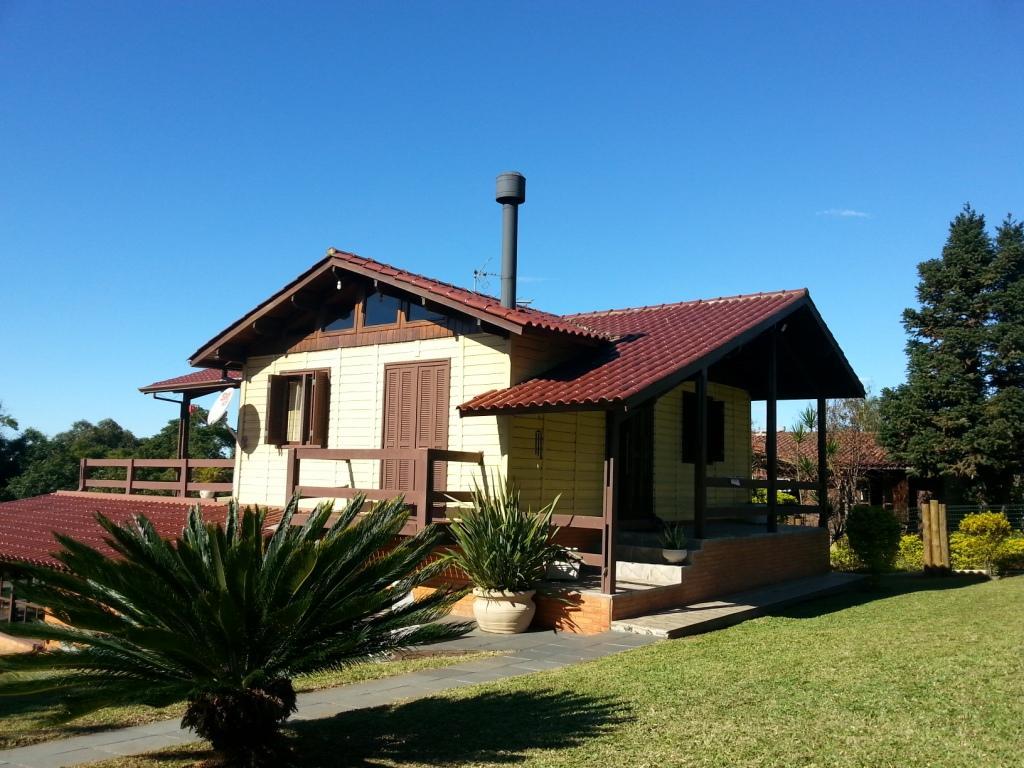 Casa 3 Dorm, Paragem dos Verdes Campos, Gravataí (CA0873) - Foto 4