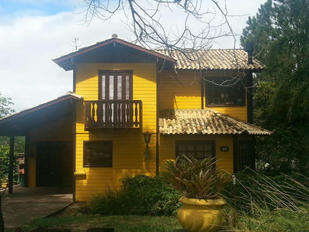 Casa 3 Dorm, Paragem dos Verdes Campos, Gravataí (CA1118)