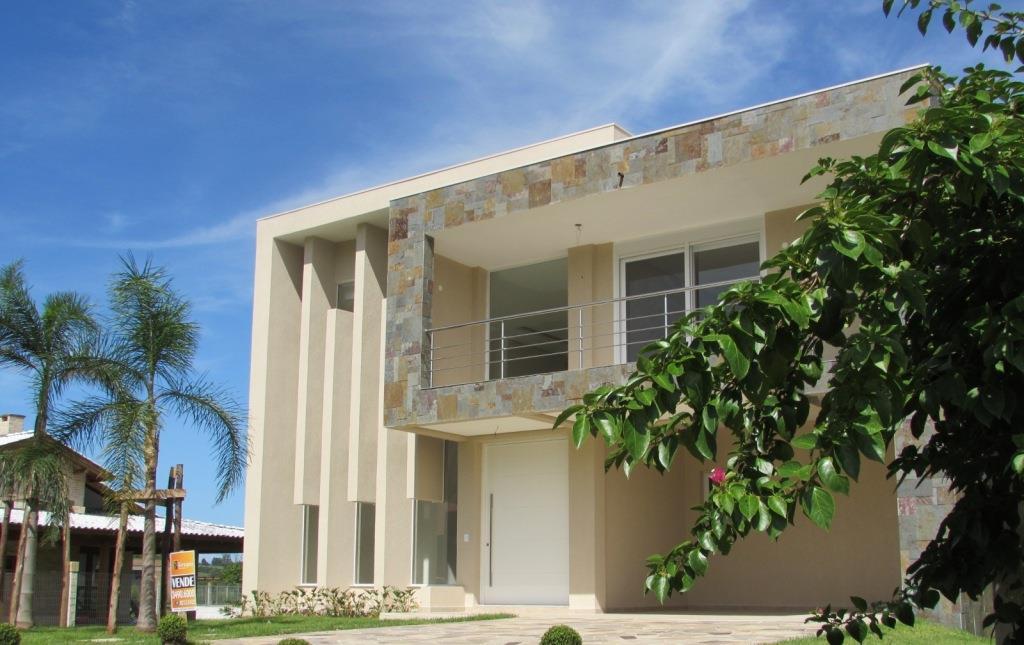 Casa 4 Dorm, Paragem dos Verdes Campos, Gravataí (CA1038) - Foto 2