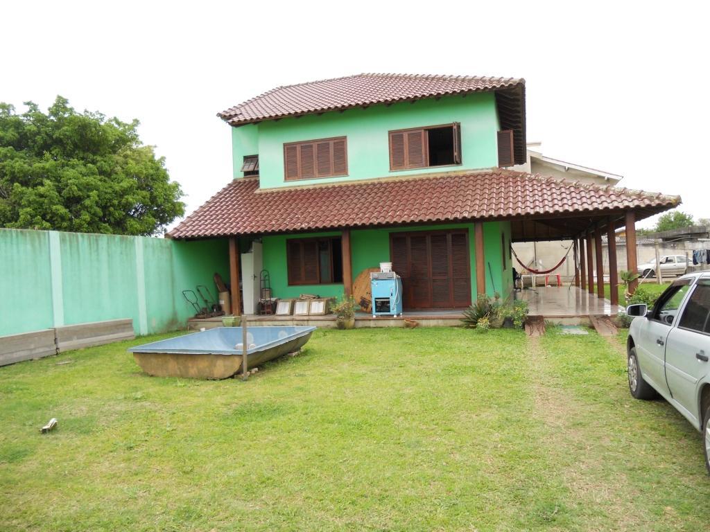 Casa 3 Dorm, Santa Fé, Gravataí (CA0720)