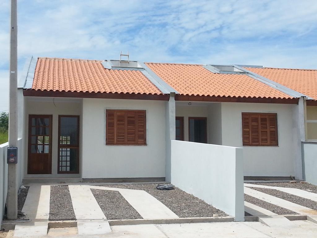 Casa 2 Dorm, Auxiliadora, Gravataí (CA1075)