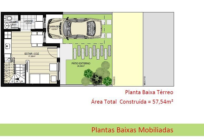 Casa 2 Dorm, Auxiliadora, Gravataí (CA1246) - Foto 13