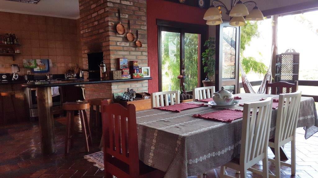 Casa 4 Dorm, Paragem dos Verdes Campos, Gravataí (CA1226) - Foto 9