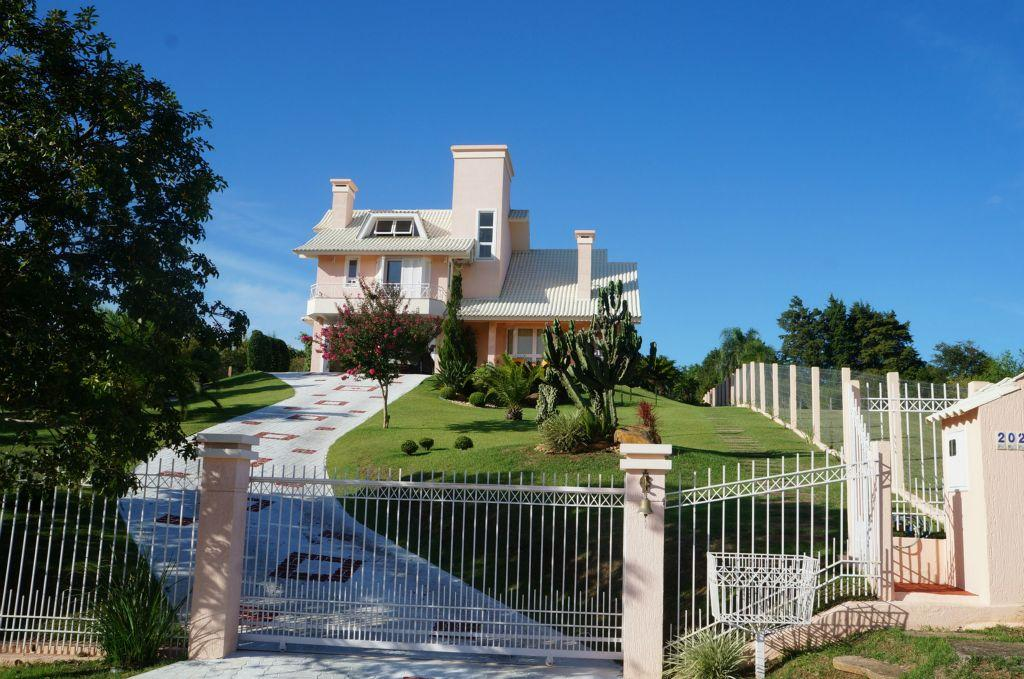Casa 4 Dorm, Paragem dos Verdes Campos, Gravataí (CA0918) - Foto 2