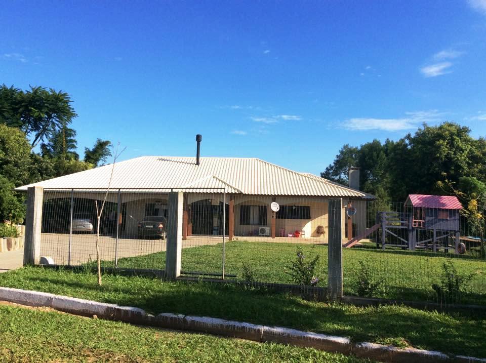 N Grupo - Casa 4 Dorm, Bosques do Sul, Gravataí
