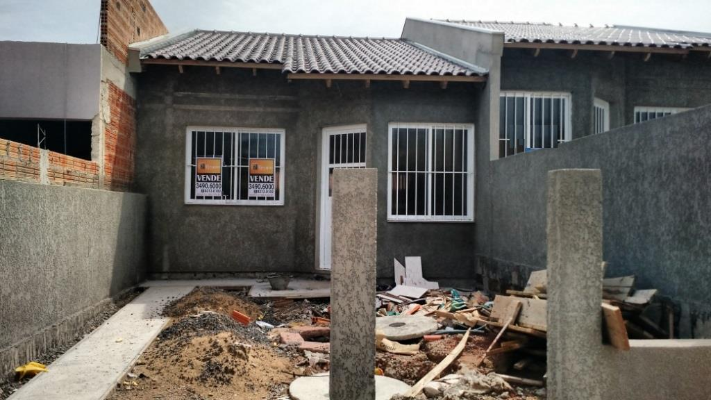 Casa 2 Dorm, Auxiliadora, Gravataí (CA1250)