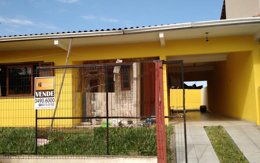Casa 2 Dorm, Bela Vista, Gravataí (CA1222)