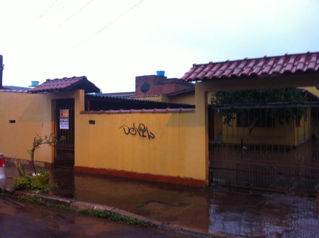 Casa 4 Dorm, Monte Belo, Gravataí (CA1184)