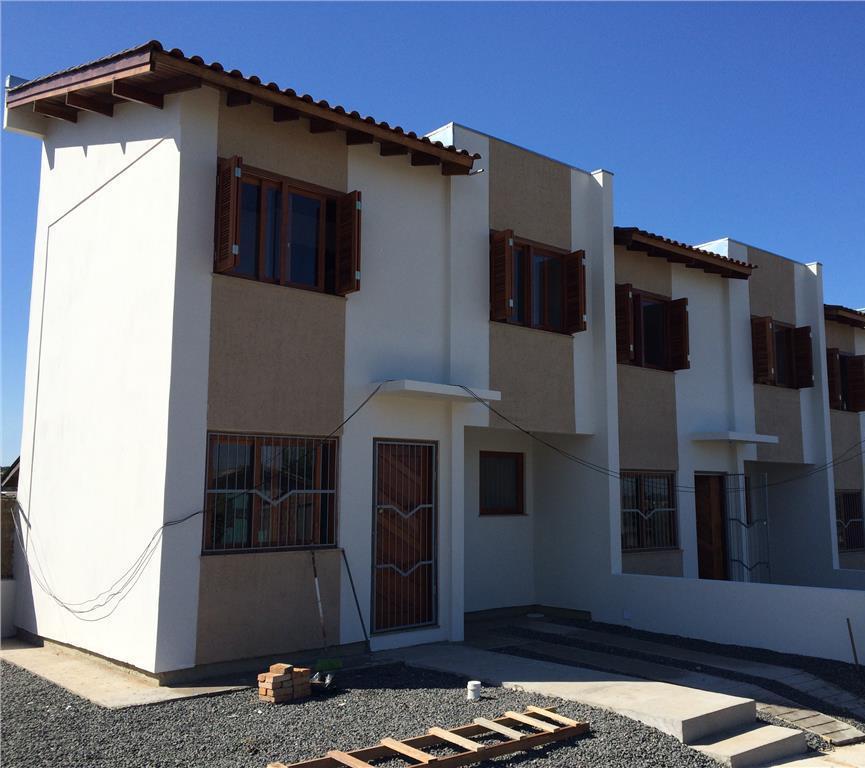 Casa 2 Dorm, Auxiliadora, Gravataí (CA1247)