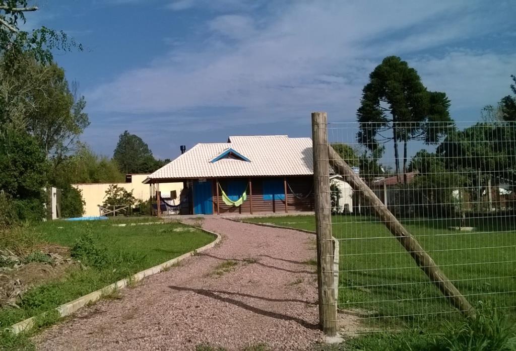 Casa 2 Dorm, Residence Park, Gravataí (CA1216)
