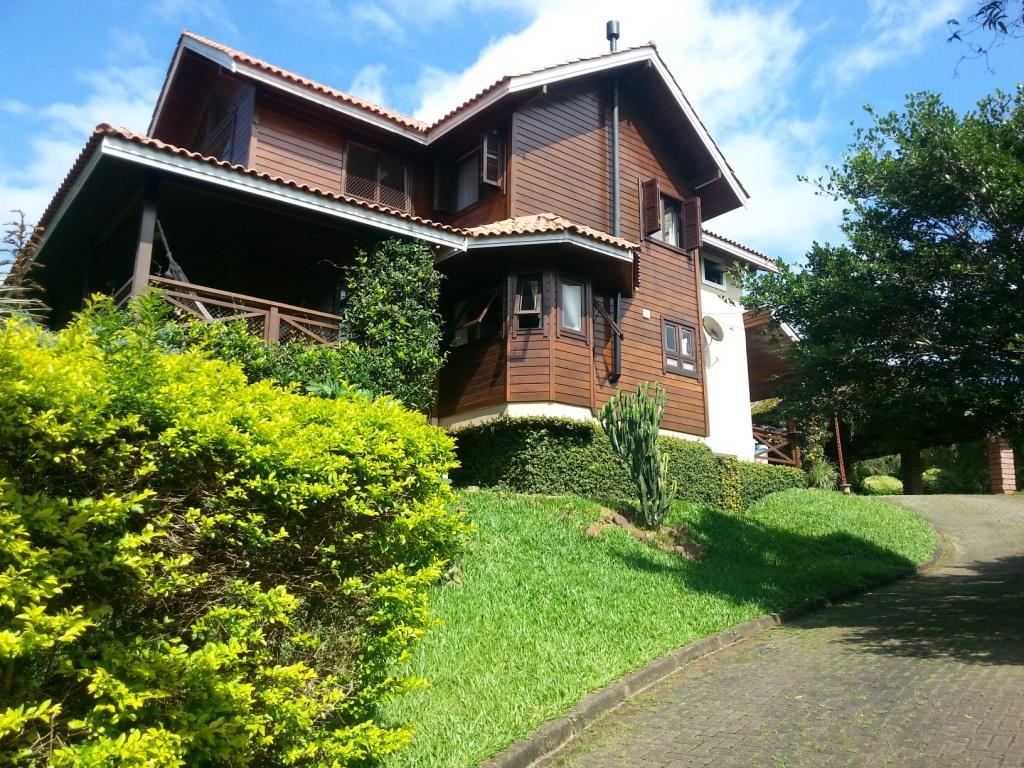 Casa 3 Dorm, Paragem dos Verdes Campos, Gravataí (CA1083) - Foto 4