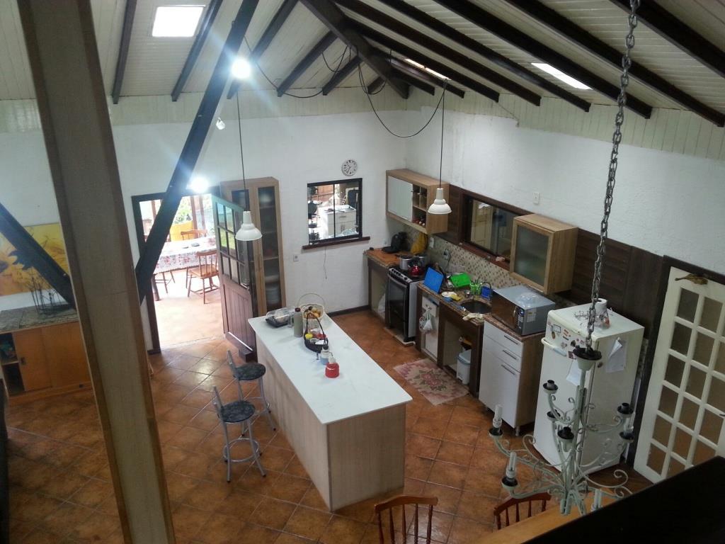 Casa 4 Dorm, Paragem dos Verdes Campos, Gravataí (CA1004) - Foto 9