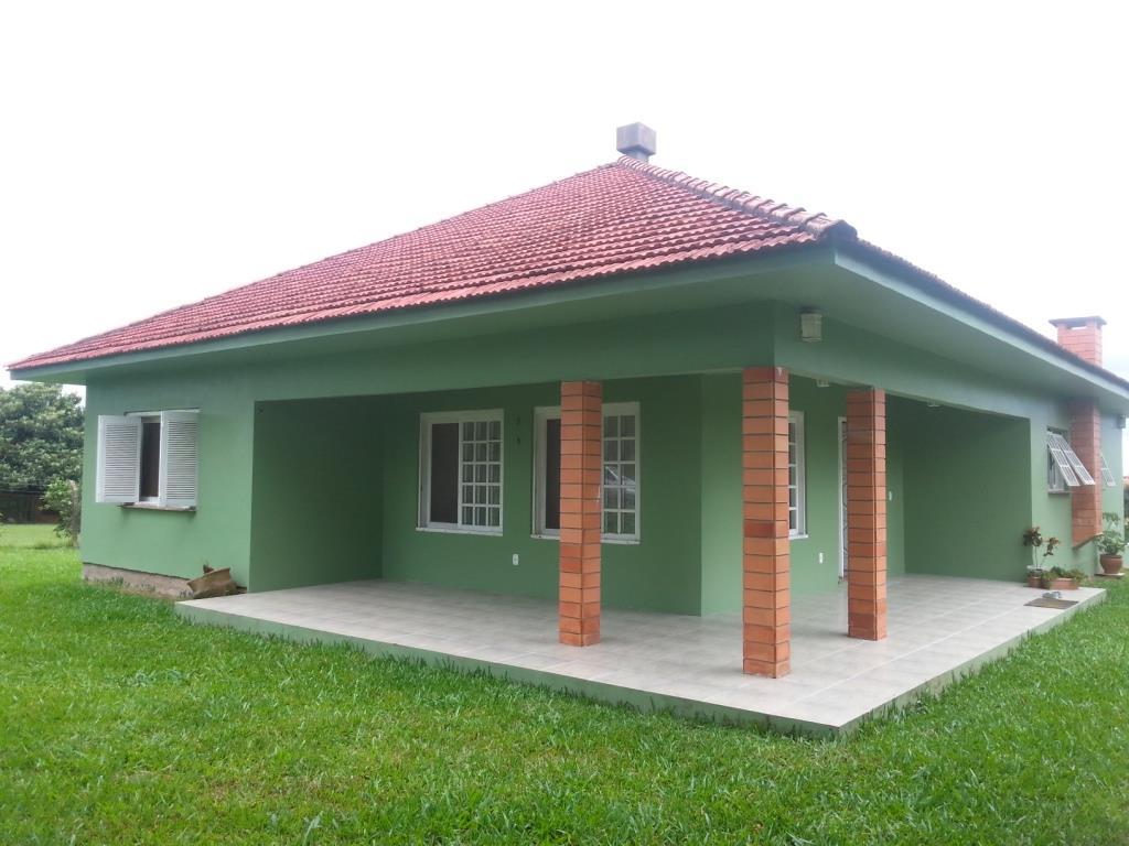 Casa 3 Dorm, Paragem dos Verdes Campos, Gravataí (CA1065)