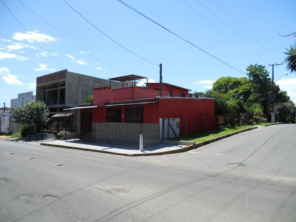 Casa 3 Dorm, Barnabé, Gravataí (CA0731)