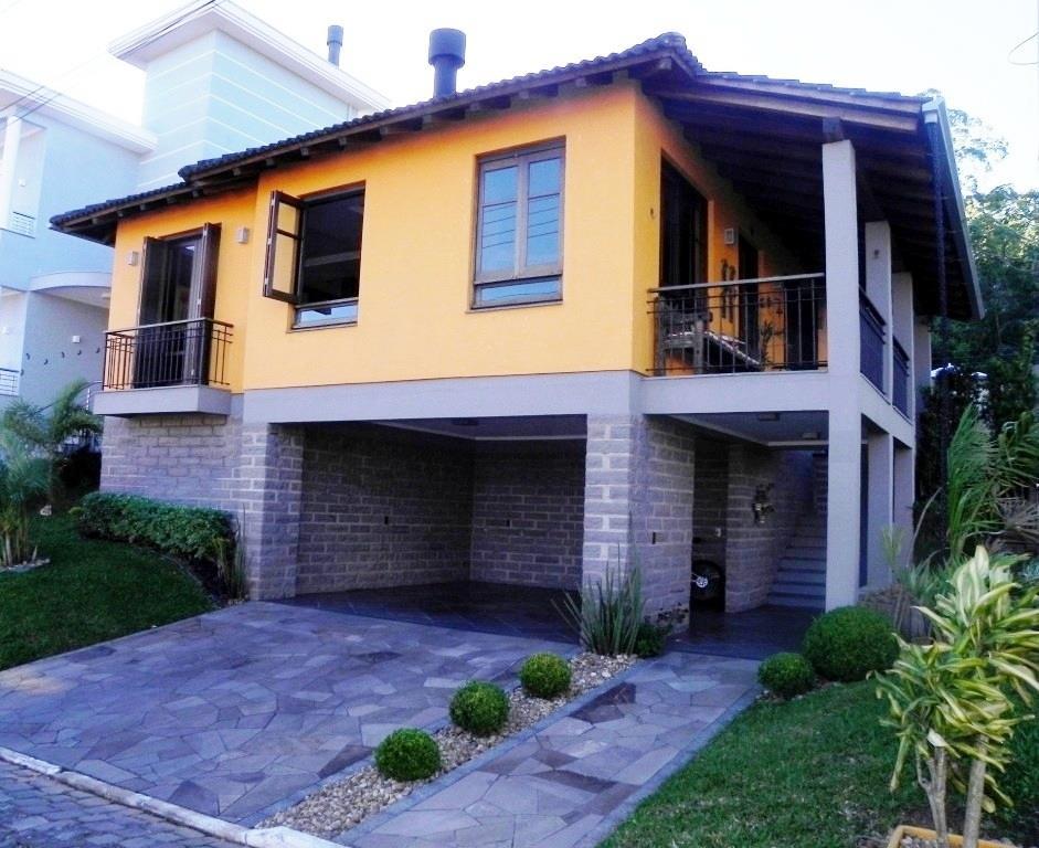 Casa 3 Dorm, Jansen, Gravataí (CA0984)