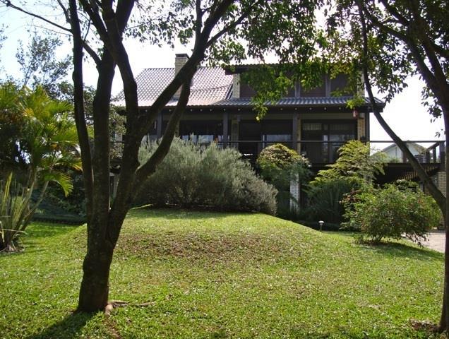 Casa 4 Dorm, Paragem dos Verdes Campos, Gravataí (CA0127)