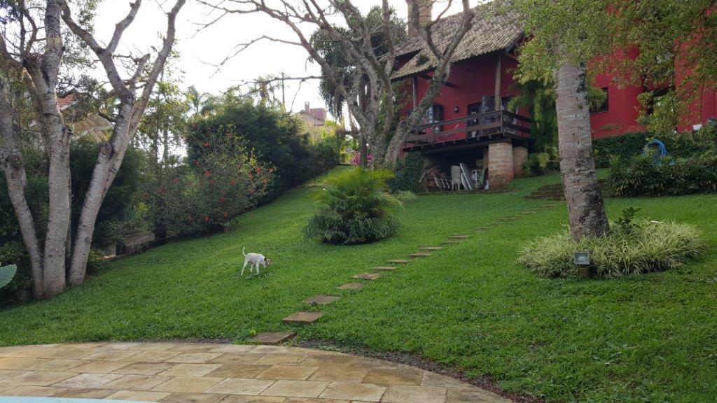 Casa 4 Dorm, Paragem dos Verdes Campos, Gravataí (CA1226) - Foto 3