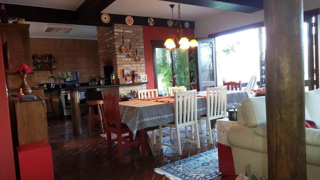 Casa 4 Dorm, Paragem dos Verdes Campos, Gravataí (CA1226) - Foto 15