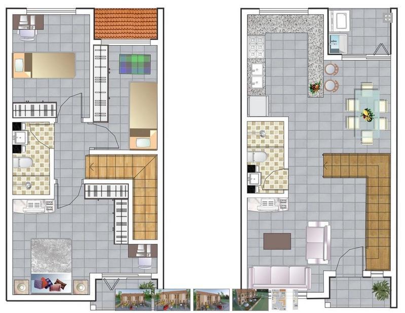 Casa 3 Dorm, Sítio Gaúcho, Gravataí (CA0702) - Foto 7