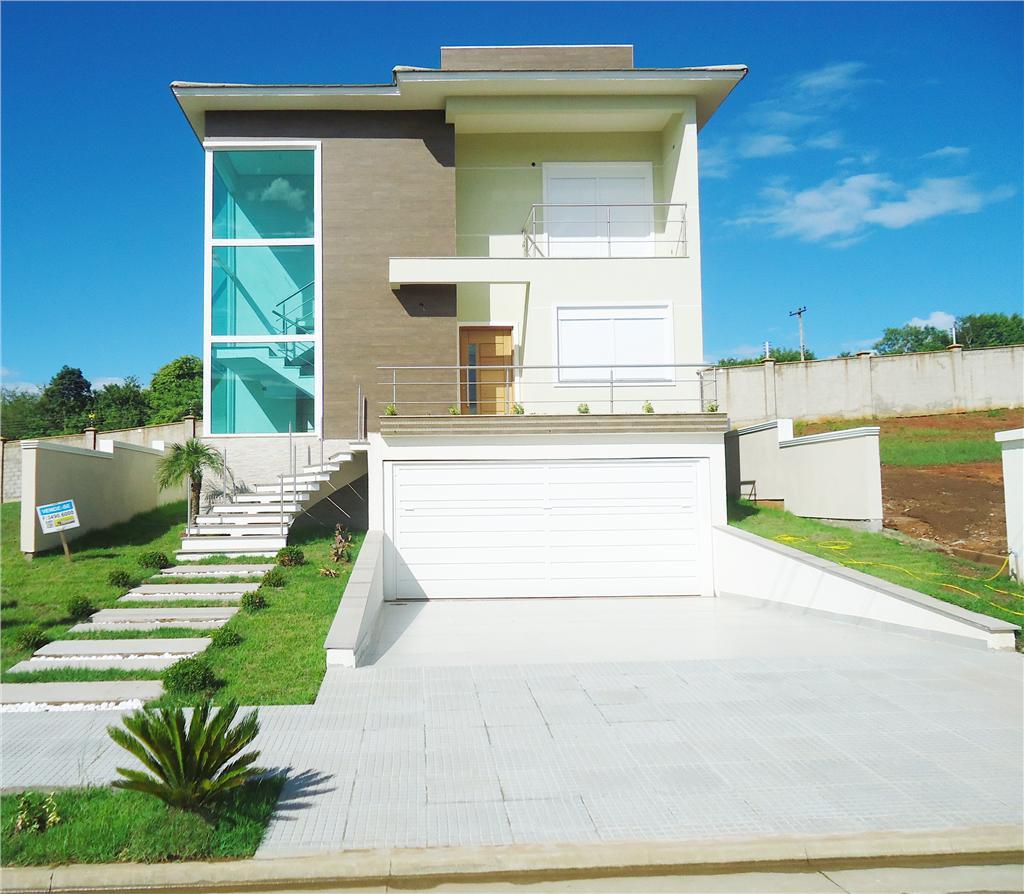 Casa 4 Dorm, Alphaville, Gravataí (CA0622)