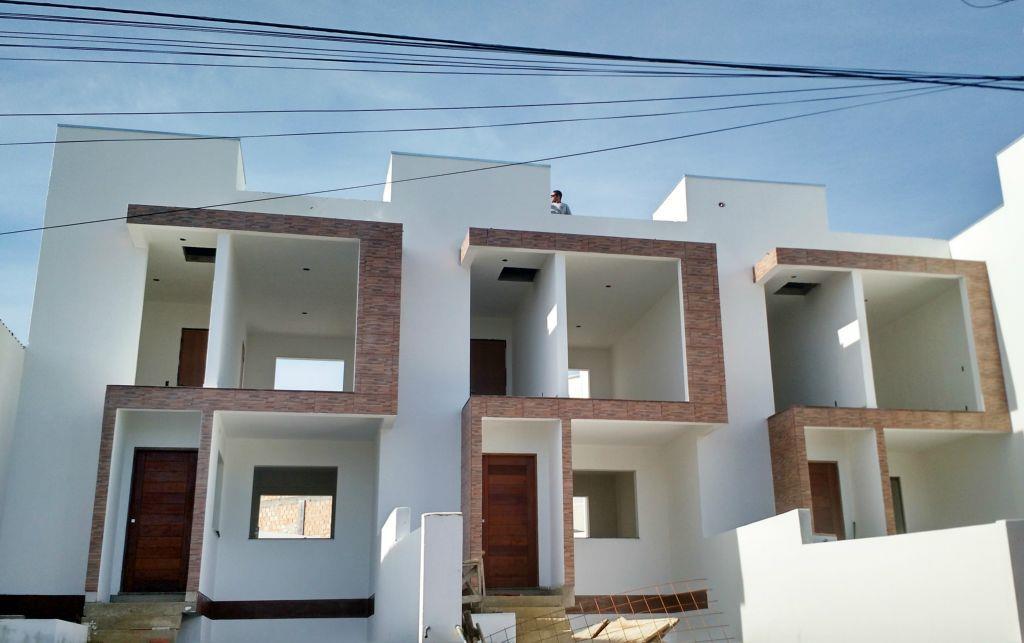 Casa 2 Dorm, Moradas do Sobrado, Gravataí (CA1033)