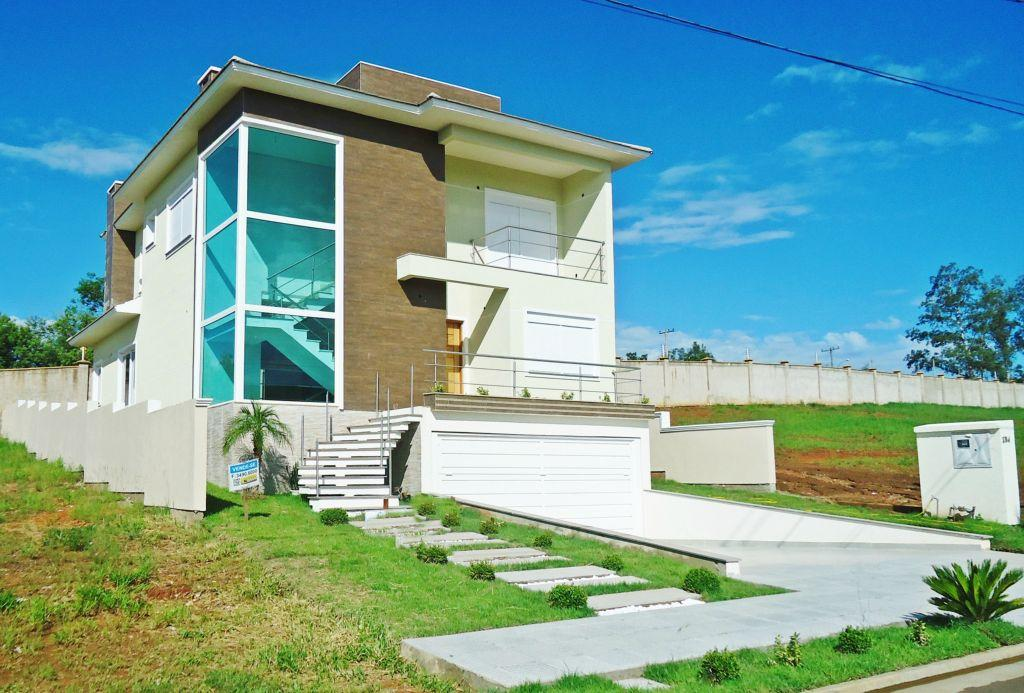 Casa 4 Dorm, Alphaville, Gravataí (CA0622) - Foto 2